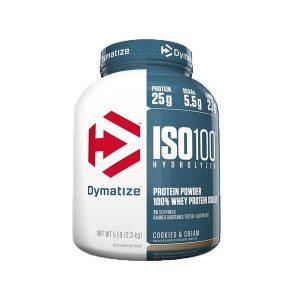 DYMATIZE ISO 100 PROTEINA 5 LB