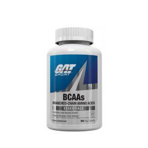 BCAAs GAT 180 caps