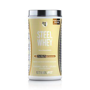 SteelWhey 2libras