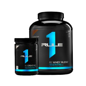 Pack Proteina R1 5libras + Creatina R1 75serv